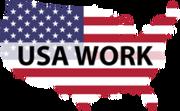 Работа в США официально