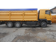 Продажа новых самосвалов зерновозов МАЗ-6501С9-8525-000