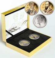 Продам Набор серебряных монет Святые апостолы Петр и Павел