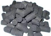 Угольные и торфяные брикеты для отопления помещений