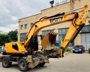 Продаем колесный экскаватор JCB 160W,  0, 85 м3,  2012 г.в.