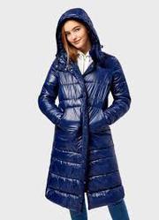 пальто с капюшоном O'STIN LJ6S1I