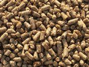Комбикорм: отруби гранулированные овсяно-ячменные