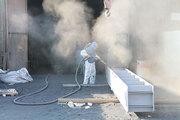 Пескоструйная очистка металла Киев