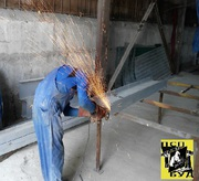 Сварочные работы металлоконструкций любой сложности