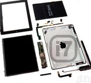 Замена стекла iPad 4