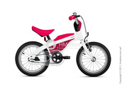 Качественный велосипед-беговел детский BMW Kidsbike