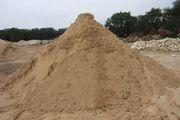 Песок речной,  песок овражный,  грунт на подсыпку (супесь,  суглинок).