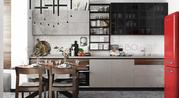 Дизайн интерьера квартир,  коттеджей,  кафе,  магазинов