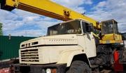 Продаем автокран ДАК КС-4574А,  2005 г.в.,  22, 5 тонны,  КрАЗ 260