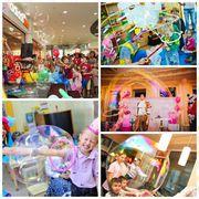 700- Лучшие Аниматоры,  Шоу мыльных пузырей - Киев - Детский праздники