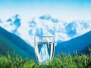 Доставка кристально чистой вода европейского качества