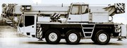 Продаем автокран TEREX DEMAG AC-155,  50 тонн,  1994 г.в.