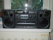 Продам Panasonic RX-DT680,  производства начала 90-х.