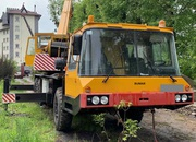 Продаем автокран КС-5473 Bumar,  25 тонн,  PS-253 Bumar FABLOK,  1987 г.в
