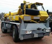 Продаем колесный самоходный кран GOTTWALD AMK 35-21, 14 тонн, 1990 г.в.