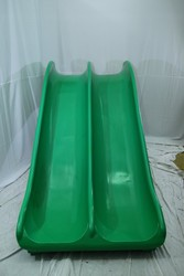 Пластиковый спуск для детской горки двухскатный