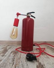 Світильник вогнегасник в стилі Лофт
