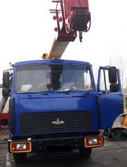 Продаем автокран КС-4574-1,  1997 г.в.,  16 тонн,  МАЗ 630305,  2010 г.в.