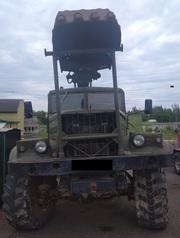 Продаем колесный экскаватор ЭОВ-4421,  0,  65 м3,  КрАЗ 255Б1,  1989 г.в
