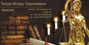 Aдвокат в Киеве. Предоставляем качественные юридические услуги