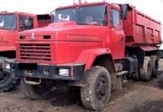 Продаем самосвал КрАЗ 65032,  15 тонн,  1993 г.в.