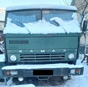 Продаем седельный тягач КАМАЗ 5410 1984 г.в.,  с полуприцепом ОДАЗ 9370