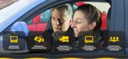 Курсы водителей автошколы обучение права категории А, В, С, Д, Е.