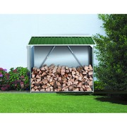 Навесы для дров металлические