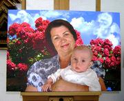 Фото на холсте Киев. Ваше фото на холсте Киев. Печать фото на холсте.