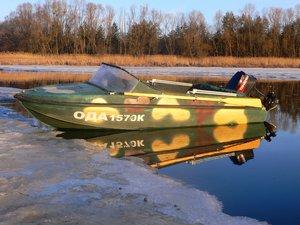 купить лодку неман-2 в украине