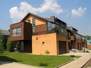 Строительство коттеджей,  домов,  дач под ключ с полным обустройством