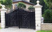 Изделия из металла Киев,  ворота для дома Киев,  заборы и решётки Киев