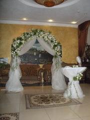 прокат венчальных арок в Киеве